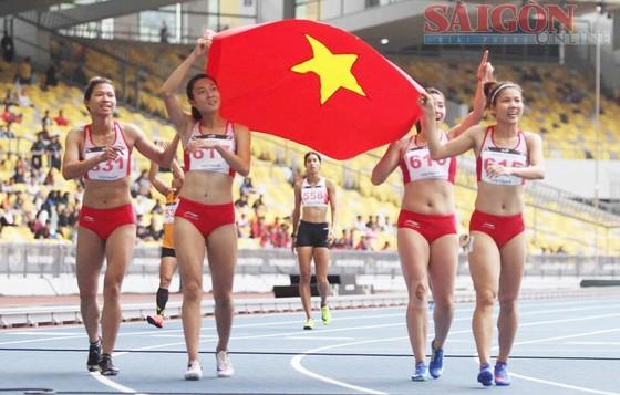 Bảng vàng các VĐV đoạt Huy chương tại SEA Games 29 ảnh 4