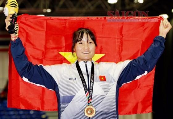 Bảng vàng các VĐV đoạt Huy chương tại SEA Games 29 ảnh 3