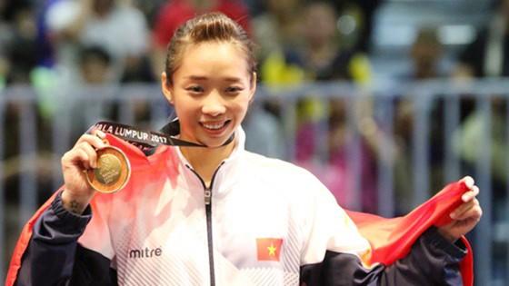 Bảng vàng các VĐV đoạt Huy chương tại SEA Games 29 ảnh 9