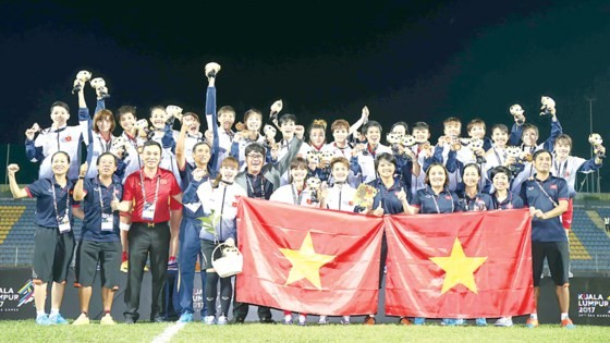 Bảng vàng các VĐV đoạt Huy chương tại SEA Games 29 ảnh 5