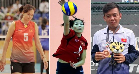 Chia tay SEA Games, Ngọc Hoa, Kim Huệ và Hoàng Nam đã có những thành tích không mong muốn.