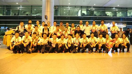 Đội tuyển futsal Việt Nam hướng tới tốp 4 châu Á