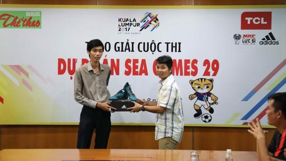 SGGP Thể Thao trao giải dự đoán SEA Games 29: Gia Cát... tuổi 87 ảnh 1