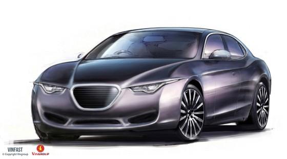 VinFast công bố bộ sưu tập mẫu xe Sedan và SUV ảnh 2