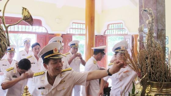 Lữ đoàn 125 kỷ niệm 56 năm Ngày mở đường Hồ Chí Minh trên biển ảnh 4