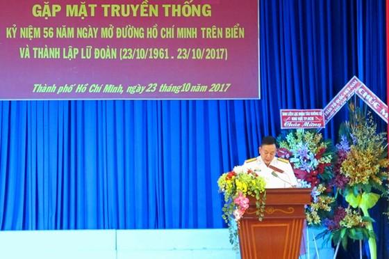 Lữ đoàn 125 kỷ niệm 56 năm Ngày mở đường Hồ Chí Minh trên biển ảnh 3
