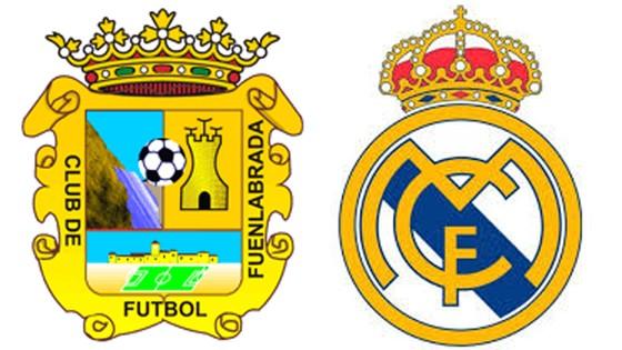 Lịch thi đấu Cúp nhà vua Tây Ban Nha (ngày 27-10): Fuenlabrada tiếp Real Madrid