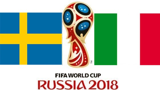 Lịch thi đấu bóng đá ngày 11-11: Thụy Điển gặp Italia