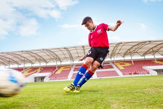 PVF khai trương cơ sở mới - tổ chức giao hữu quốc tế và bổ nhiệm giám đốc bóng đá ảnh 1