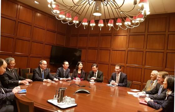 TPHCM sẽ là điểm đến hàng đầu của các doanh nghiệp Hoa Kỳ tại Việt Nam ảnh 2