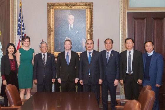 TPHCM sẽ là điểm đến hàng đầu của các doanh nghiệp Hoa Kỳ tại Việt Nam ảnh 1