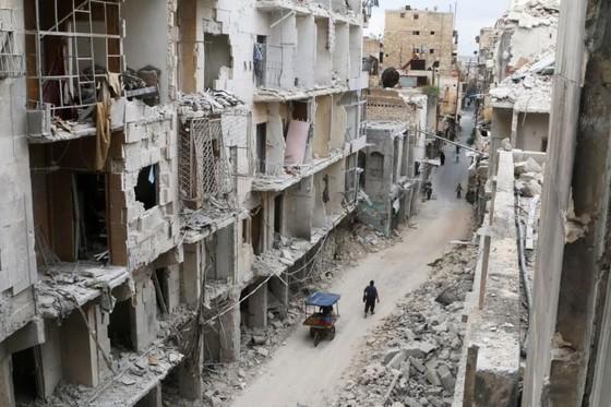 Chính phủ Syria chi 138 triệu USD tái thiết Aleppo ảnh 1
