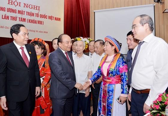 Chỉ thị của Ban Bí thư Trung ương Đảng về lãnh đạo Đại hội Mặt trận Tổ quốc Việt Nam các cấp ảnh 1