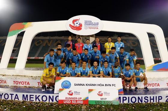 Với nỗ lực tuyệt vời Sanna Khánh Hòa đạt Huy chương bạc Toyota Mekong Championship Cup 2017 ảnh 3