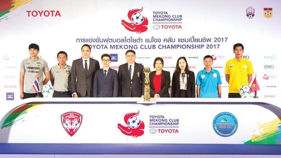Với nỗ lực tuyệt vời Sanna Khánh Hòa đạt Huy chương bạc Toyota Mekong Championship Cup 2017 ảnh 1