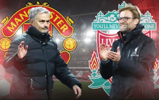 Liverpool quyết chiến để đoạt ngôi nhì của Manchester United