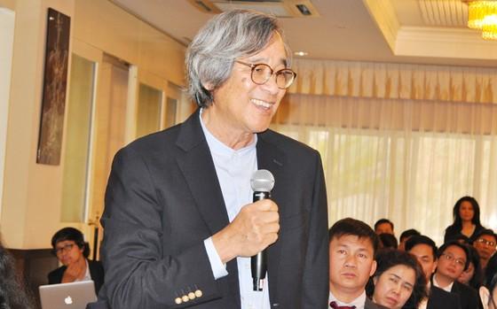 Bí thư Thành ủy TPHCM Nguyễn Thiện Nhân gặp gỡ kiều bào Việt Nam tại Nhật Bản ảnh 2