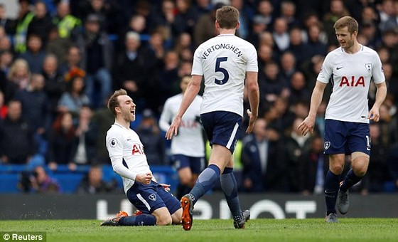Thua tan nát trước Tottenham, Chelsea rời xa tốp 4 ảnh 1