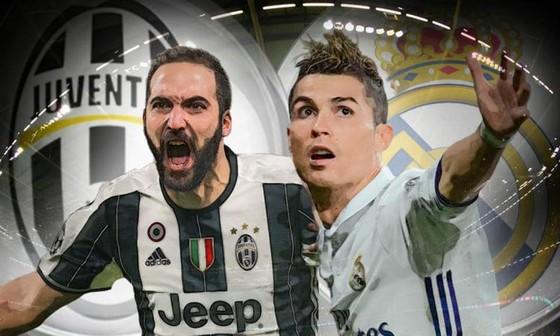 Lịch tứ kết Champions League (ngày 4 và 5-4): Real Madrid được đánh giá nhỉnh hơn Juventus