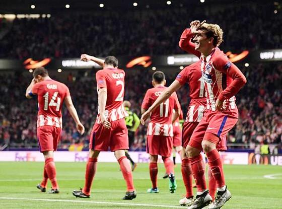 Tứ kết Europa League 2018: Chủ nhà toàn thắng ảnh 1