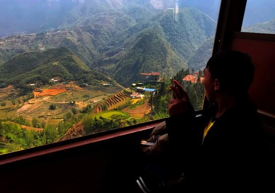 Cảnh sắc Tây Bắc có một không hai nhìn từ tàu hỏa leo núi Mường Hoa ảnh 7