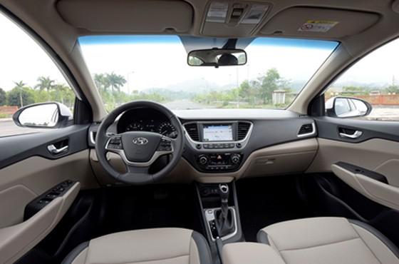Hyundai Accent 2018 thế hệ hoàn toàn mới ra mắt thị trường Việt Nam ảnh 2
