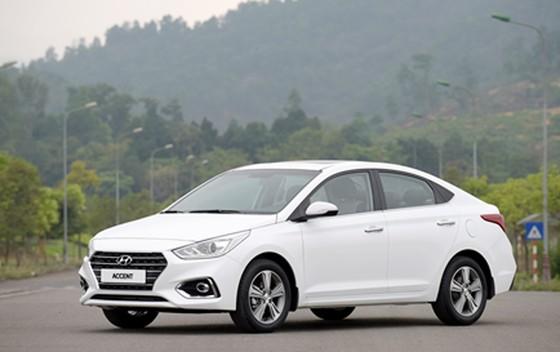 Hyundai Accent 2018 thế hệ hoàn toàn mới ra mắt thị trường Việt Nam ảnh 1