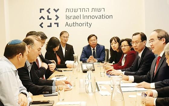 Đoàn đại biểu TPHCM kết thúc tốt đẹp chuyến thăm, làm việc tại Nga và Israel ảnh 1