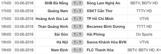Lịch thi đấu vòng 11-Nuti Cafe V.League 2018 (3-6): Than Quảng Ninh tiếp B.Bình Dương ảnh 1