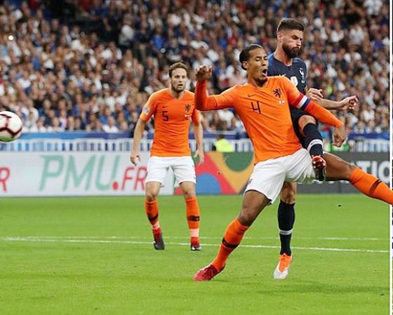 UEFA Nations League: Pháp khó khăn đánh bại Hà Lan ảnh 1