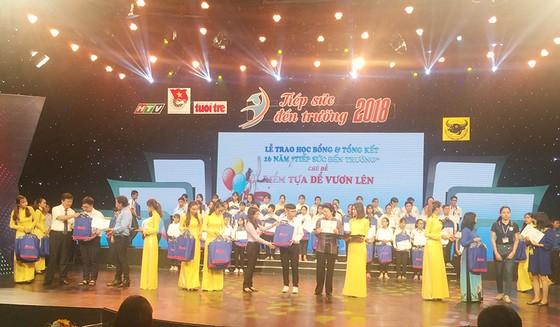 """Trao học bổng """"Tiếp sức đến trường"""" khu vực Đông Nam Bộ: 187 tân sinh viên được """"tiếp lửa"""""""