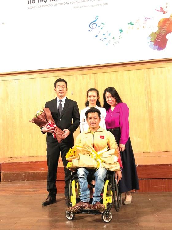 Học bổng Toyota chắp cánh cho tài năng trẻ âm nhạc Việt Nam ảnh 2