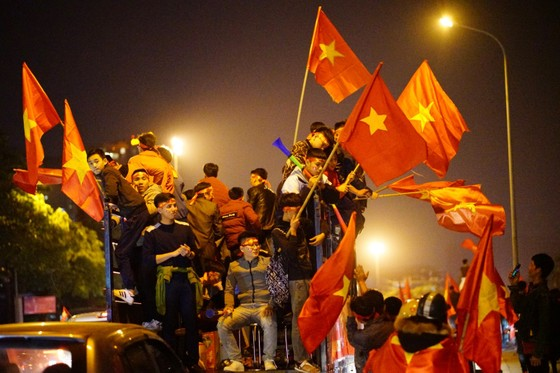 Một đêm thức trắng cùng chiến tích của tuyển Việt Nam ảnh 5