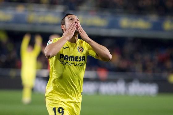Real Madrid thất vọng bị Villarreal chia điểm ảnh 1