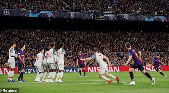 Champions League 2019: Messi và Suarez tỏa sáng, Barcelona rộng cửa vào chung kết ảnh 2