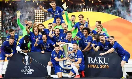 Chelsea lên ngôi vô địch Europa League 2019 ảnh 1