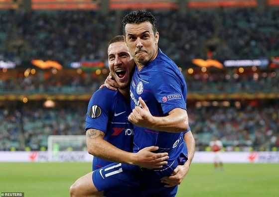 Chelsea lên ngôi vô địch Europa League 2019 ảnh 4