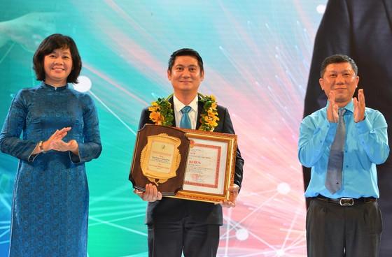 Giải thưởng Tôn Đức Thắng lần thứ 19: Tôn vinh 10 kỹ sư, công nhân cần mẫn sáng tạo ảnh 2