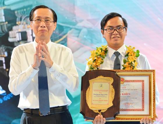 Giải thưởng Tôn Đức Thắng lần thứ 19: Tôn vinh 10 kỹ sư, công nhân cần mẫn sáng tạo ảnh 1