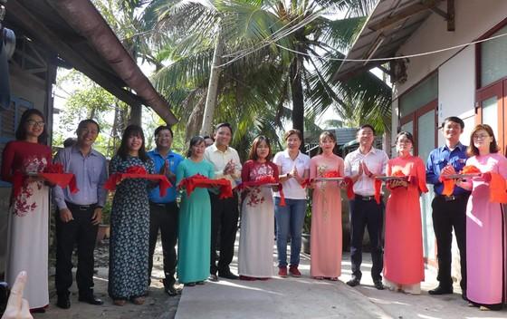Khánh thành tuyến hẻm giao thông nông thôn tại huyện Bình Chánh ảnh 1