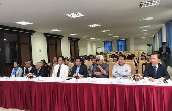 Ông Đào Hồng Tuyển chung tay bảo vệ, phát huy di sản văn hóa dân tộc ảnh 1