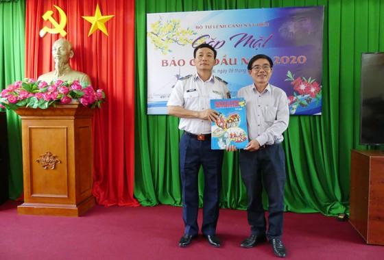 Bộ Tư lệnh Cảnh sát biển Việt Nam đánh giá kết quả phối hợp tuyên truyền 2019 ảnh 2