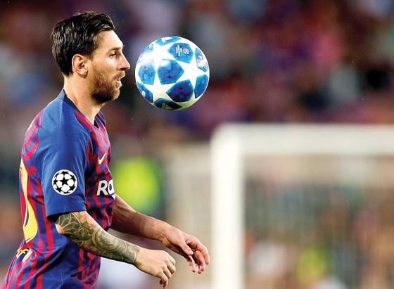 Lionel Messi và đấu trường Champions League là những gì mà Man.City đang mơ ước