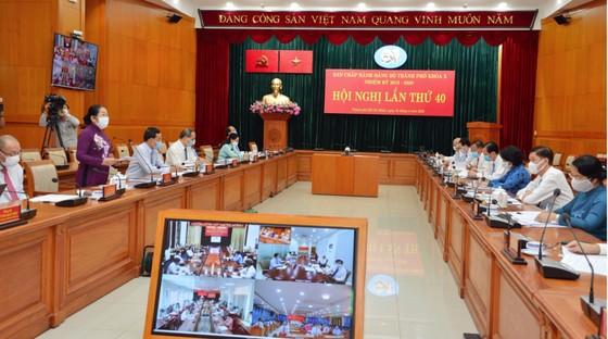 Thông báo hội nghị lần thứ 40 Ban Chấp hành Đảng bộ thành phố khóa X ảnh 1