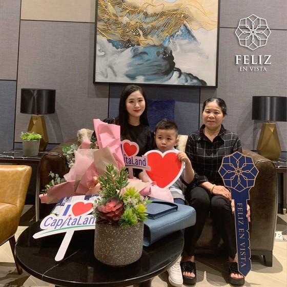 CapitaLand và Thiên Đức bàn giao căn hộ Feliz en Vista cho người mua nhà ảnh 3