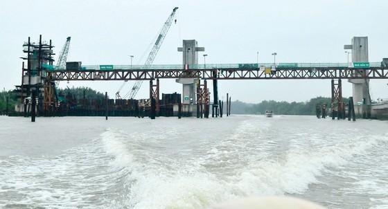 Dự án giải quyết ngập do triều khu vực TPHCM: Nỗ lực đưa vào vận hành từ tháng 10-2020 ảnh 2