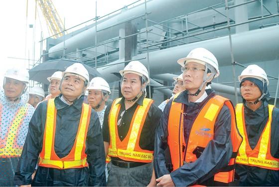 Dự án giải quyết ngập do triều khu vực TPHCM: Nỗ lực đưa vào vận hành từ tháng 10-2020 ảnh 1