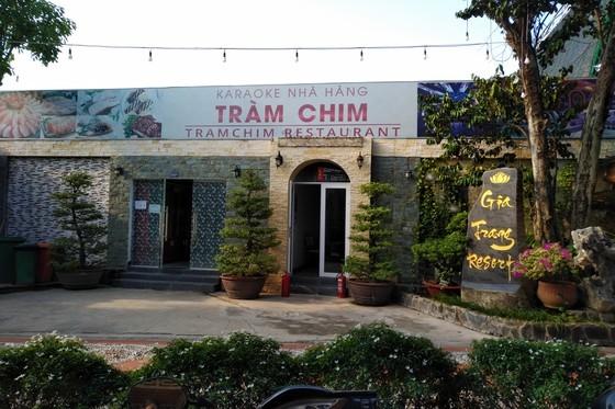 Cưỡng chế Gia Trang quán - Tràm Chim resort ảnh 1