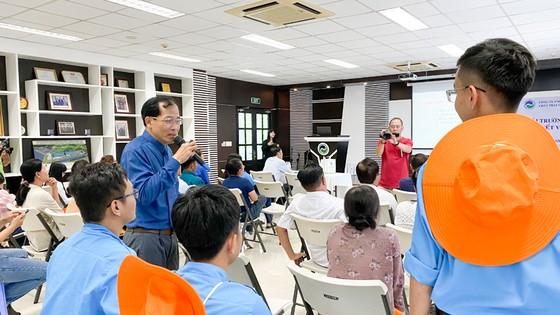 Huyện Bình Chánh: Giữ gìn vệ sinh môi trường và phòng ngừa bệnh sốt xuất huyết, bệnh dịch hạch ảnh 5