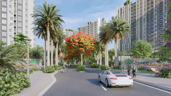 Lộ diện dự án bất động sản phân khúc cao cấp giá tầm trung tại TPHCM ảnh 1